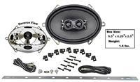 Dash Speaker 5 x 7 Dual Voice Coil