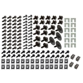 Front Fender End Bolt Kit Common to all GM, 158pc
