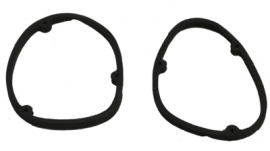CT-261.  Chevy Fleetside Taillight Lens Gaskets (2pcs)  1958-59