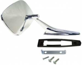Exterior Mirror Kit (Replacement Type)  Right   1967-72