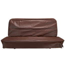 Seat Cover kit.  Brown  1947-55