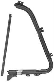 Ventilatie Raam frame met rubber.  1951-54   Links