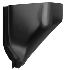 Zijkant ventilatie panel. Rechter zijde. 1955-59