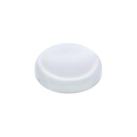 Plain Style Horn Button Cap