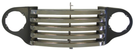 Grille Panel Chrome Bar Painted Housing. 1948-50