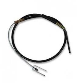 Parkeer rem kabel 1960-62.  Voorzijde  Shortbox