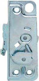 Deur Sluiting voor in de deur.  Rechter zijde  1955-59