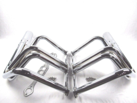 Small Block Chevy Sprint Roadster Headers Chrome