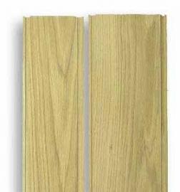 26-1235.   Bed Hout,  1947-51.    Short Step.   9 planken