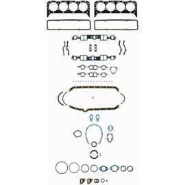 Pakking set voor complete motor blok   V8  265, 283, 302, 307, 327, 350.