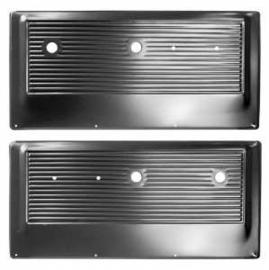 Deur panelen binnen zijde.  1967-71
