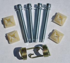 Koplamp afstel Adjusting Nuts 1969-72