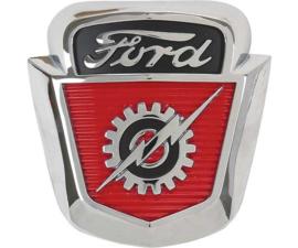 Hood Emblem  1953-56