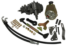 Chevy Truck Power Steering Conversion Kit for V8 Engines