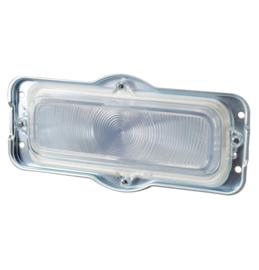 Parklamp Assembly - Clear Lense  1960-66