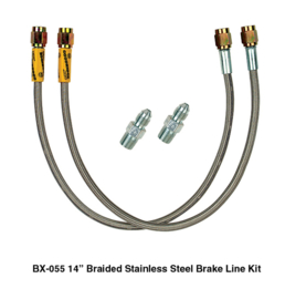 Wilwood Caliper Stanless Steel Brake line Kit