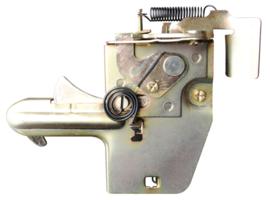 Motorkap Haak.  1958-59