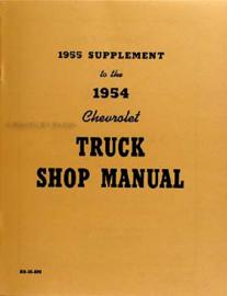 Shop Manuel Chevrolet Truck 1955 (  1st serie )