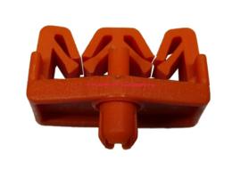 Remleiding clip Dubbel  4,75 mm - 8 mm