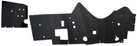 Truck Firewall Pad Full Set (2 pcs)  1960-66