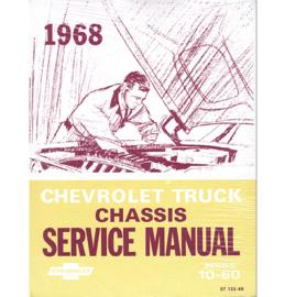 1968  Chevrolet Truck Shop Manual