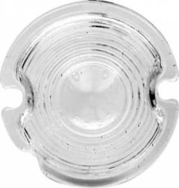 Parkeer lamp glas  1951-53