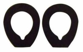 Pakking wisser ringen.  1947-53