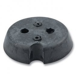 4 Gatten rubber.  1947-49