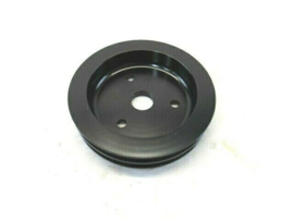 Alum Small Block Chevy 283-350-383 Crankshaft Pulley