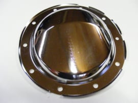 Steel Differential Cover GM ( 10 bolt)  Chrome