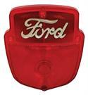 Tail Light Lens 1953-56  Ford truck