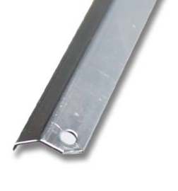 Lower Door Seal Retainer - Stainless Steel 1955-59