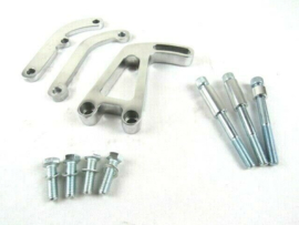 SBC Aluminium Power steering pump bracket