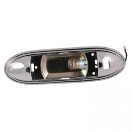 Dome Light Body- 1953-56  FORD Truck  Chrome