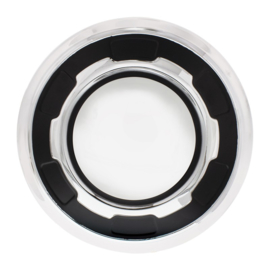 Chrome Center Hubcap for  1978-84 Ford