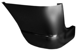 Front Fender lower rear section  1947-55  Left