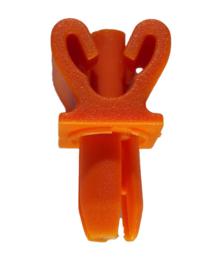 Remleidingclip enkel 4,75mm - 6mm