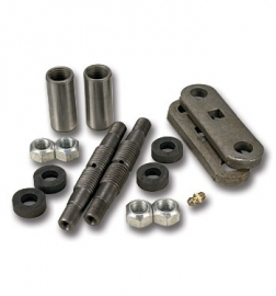 Spring Shackle Kit - Front or Rear   1957-59
