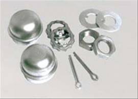 Mustang II Spindle Nut Kits