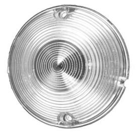 Parkeer lamp lens  1955-57