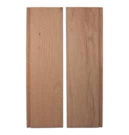 """Bed wood Oak   Long Step 86"""" .    1952-53  ***"""