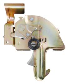 Motorkap haak.  1955-57