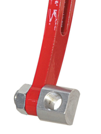 "Brake Pedal Pad Mount.  has a ½""-20 stud."