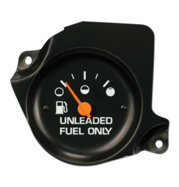 Fuel Gauge  With/ Tach-Unleaded Fuel  1975-81