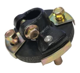 Rag Joint Coupler for Power and Manual Steering Gear Boxes