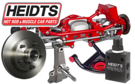 HEIDTS  Engineered Performance Suspension .