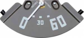 Olie druk meter.  1951-53.