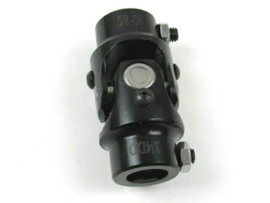 "Economy steering U Joint 5/8""-36 Spline to  3/4""DD"