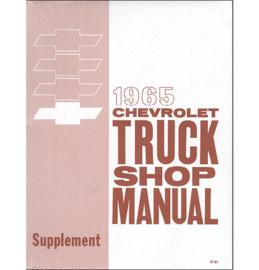 1965  Chevrolet Truck Shop Manual
