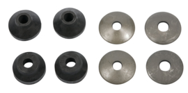 Mustang II Strut Rod (Factory Type) Bushing Kit